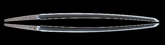 A514 井上真改(菊紋)延宝七年八月日Inoue Shinkai (Kiku Seal) A.D.1679