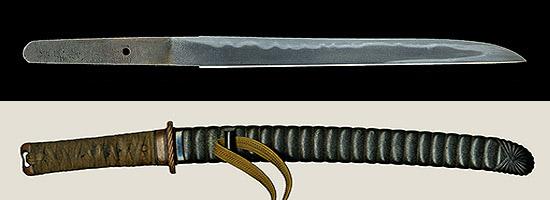 A503 備州長船法光 永正三年二月日Bishu Osafune Norimitsu A.D.1506