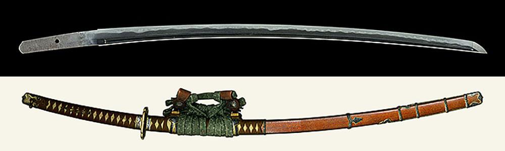 備州長船勝光 明応三年八月日 Bishu Osafune Katsumitsu A.D.1494