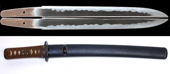 清人作之 元治元年八月吉日 神津伯押形所載品 Kiyondo A.D.1864
