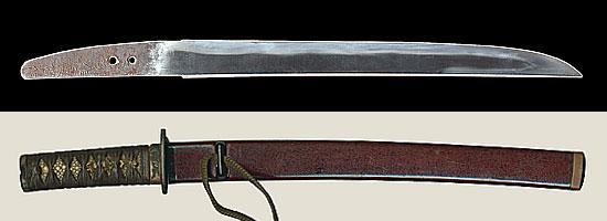 伯州住広賀作 永禄十三年二月日Hakushu jyu hiroga saku A.D.1570