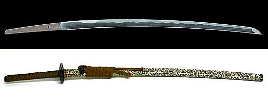 水心子正秀 文化五年八月日Suishinshi Msahide A.D.1808